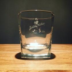 Glas Johnnie Walker on the rocks model 3
