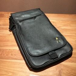 Leather briefcase Johnnie Walker