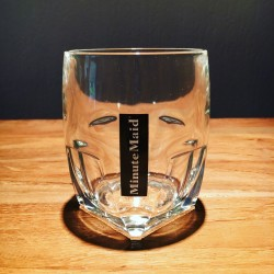 Glass Minute Maid Tumbler
