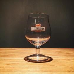 Tasting glass beer Kriek Bellevue (galopin)