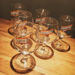 Glass beer Kwaremont