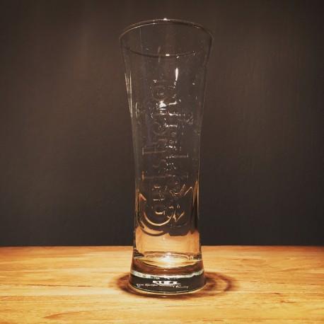 Verre bière Carlsberg