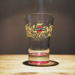 Glas Martini on the rocks 150 jaar