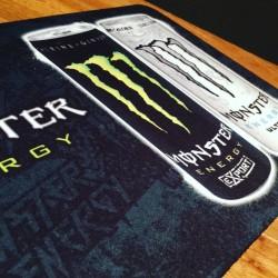 Bar runner Monster