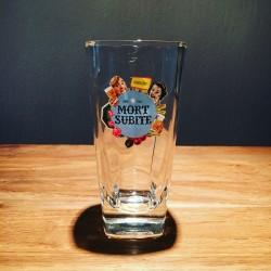 Glass beer Mort-Subite model 1