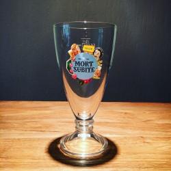 Glass beer Mort-Subite model 3