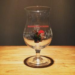 Glass beer Chouffe 25cl