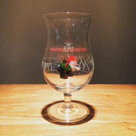 Glass beer Chouffe 33cl