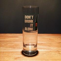 Glas Pisang longdrink