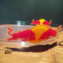 Tray Red Bull