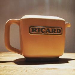 Carafe Ricard vintage model 17