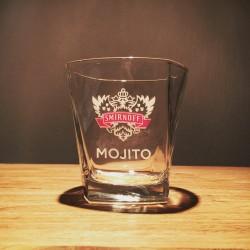 Glas Smirnoff mojito model 2