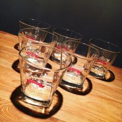 Glass Smirnoff mojito model 2