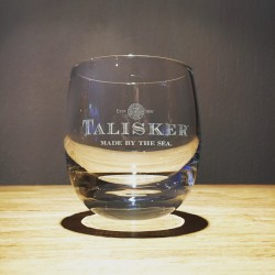 Glass Talisker bowl model