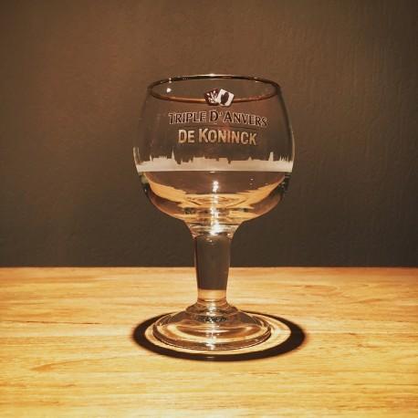 Tasting glass beer Triple d'Anvers (galopin)