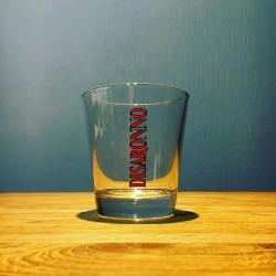 Glas amaretto Disaronno klein model