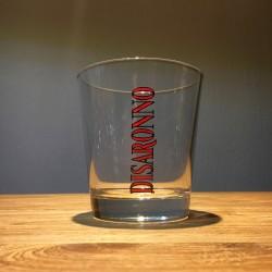 Glas amaretto Disaronno groot model