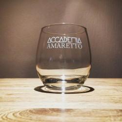 Glass Accademia Amaretto