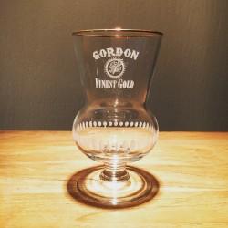 Verre bière Gordon