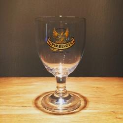 Verre bière Grimbergen 33cl modèle Phénix