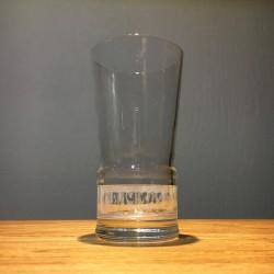 Glass Campari flared model 1
