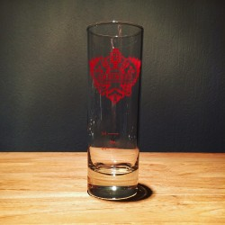 Glas Smirnoff longdrink...