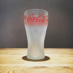 Verre Coca Cola de Noël...