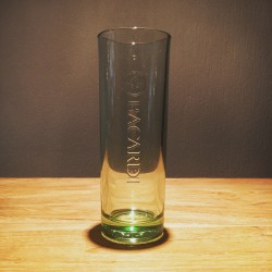 Glass Bacardi highball...