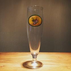 Verre bière Houblon Chouffe