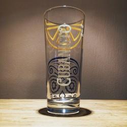 Glass Cubanisto long drink...