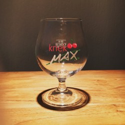 Glass beer Kriek Max