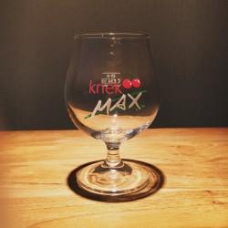 Verre bière Kriek Max