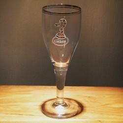 Glass beer La Grelotte