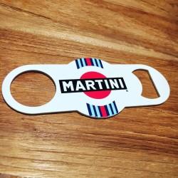 Décapsuleur Martini Racing