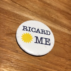 Badge Ricard model 1
