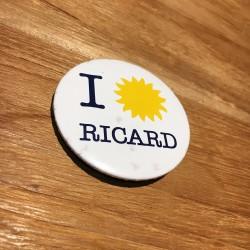 Badge Ricard modèle 2