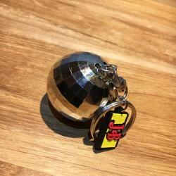 Porte-clés J&B disco