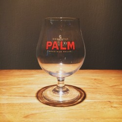 Glass beer Palm 33cl