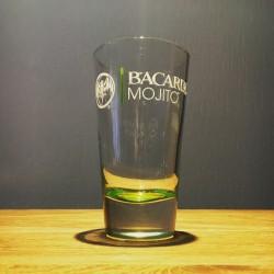 Bacardi Mojito Vintage glass