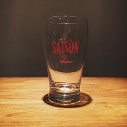 Bierglas Saint-Feuillien Saison