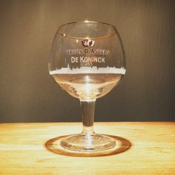 Glass beer Triple d'Anvers