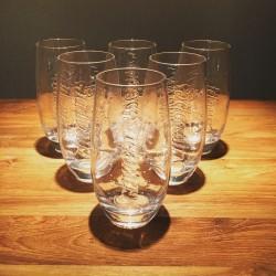 Glass Schweppes new model