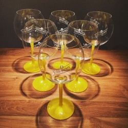 Glass Schweppes (stemware)