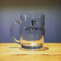 Chope bière Guinness