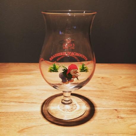 Verre bière Chouffe 25cl ancien