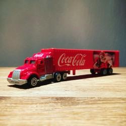 Miniature Truck Coca-Cola