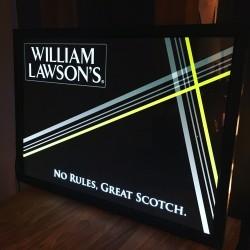 Illuminated Sign William...