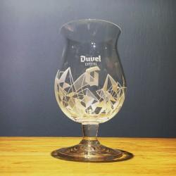Verre bière Duvel Krystal...