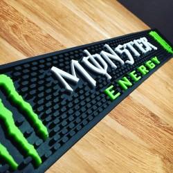 Tapis de bar Monster long