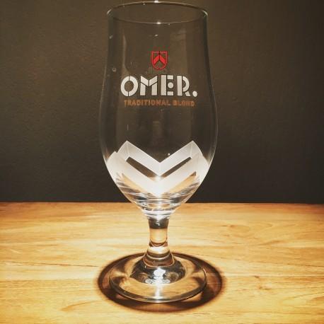 Verre bière Omer